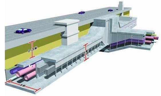 宁波市地下综合管廊建设居全省前列