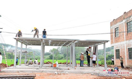 广西:装配式农房助力住房安全保障